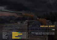 Fc5 weapon 1887 scopes reflex