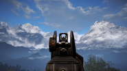 FC4 P416 Iron Sights