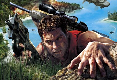Jack Carver Far Cry Wiki Fandom