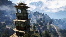 Belltower view