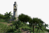 FC3 cutout rockpointtower