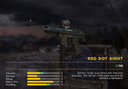 Fc5 weapon a99 scopes reddot