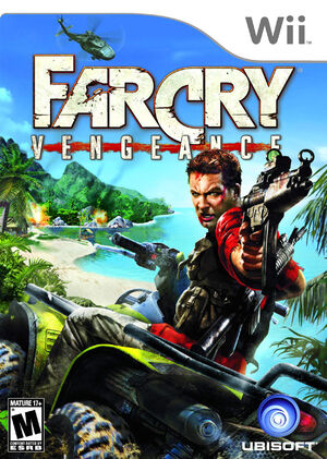 5 Far Cry Vengeance nintendo wii
