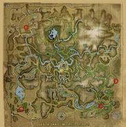 FC2 Местоположение золотых АК (север)