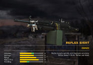 Fc5 weapon m249 scopes reflex