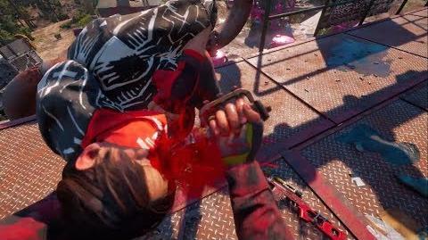 All Takedown Kills from Far Cry New Dawn