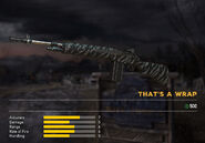 Fc5 weapon ms16 skin camobw