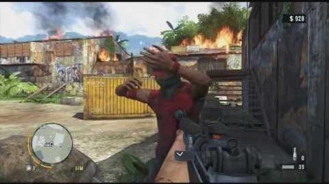 Far Cry 3 - GLITCH GLITCH REVOLUTION