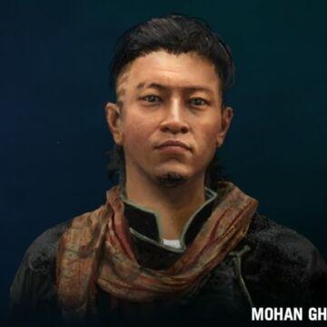 Mohan Ghale Far Cry Wiki Fandom