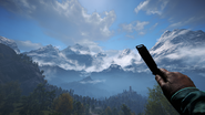 FC4 Throwing Knife First-Person View