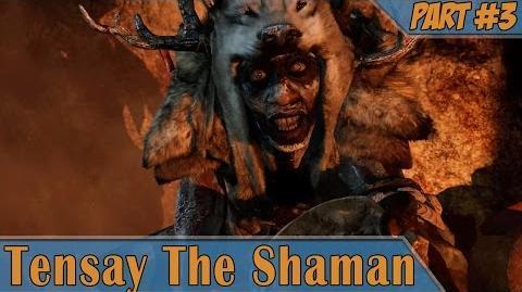 Far Cry Primal Tensay The Shaman 1080p HD PS4 Part 3
