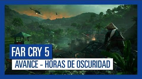 Tráiler de presentación de de Far Cry 5 Horas de oscuridad Ubisoft