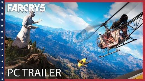 Far Cry 5 PC Trailer Ubisoft NA
