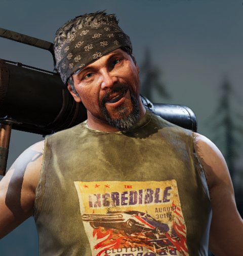 Hurk Drubman Jr Far Cry Wiki Fandom