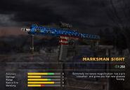 Fc5 weapon arcstarsstripes scopes marksman