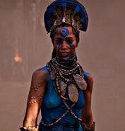 Богиня Батари