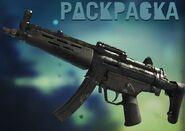 MP5 Чёрный