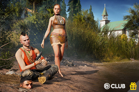 Vaas and Citra Outfits