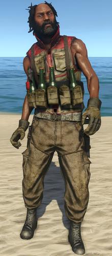 Molotov Thrower 3