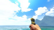 FC3 Flare Gun First-Person View