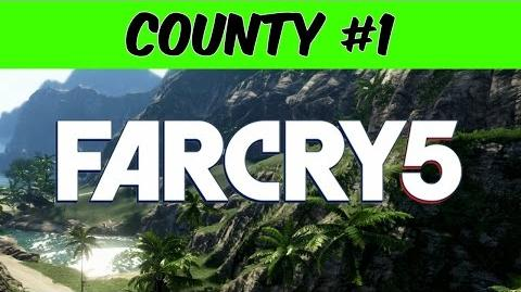 Far Cry 5 Welcome to Hope County 1 Porfirios guarding this channel