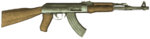 FC2 АК-47 (в профиль)