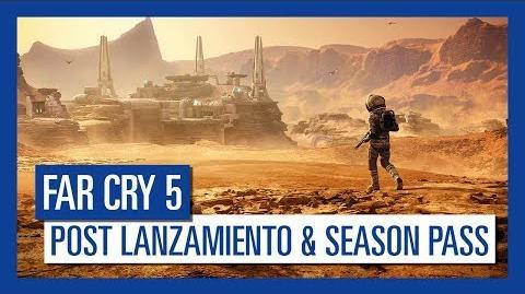 Far Cry 5 Post lanzamiento & Season Pass Ubisoft