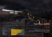 Fc5 weapons 4570fall optic tactical