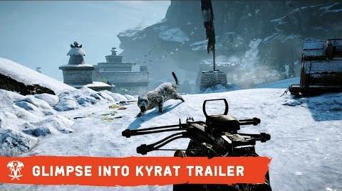 Far Cry 4 - Glimpse Into Kyrat Trailer