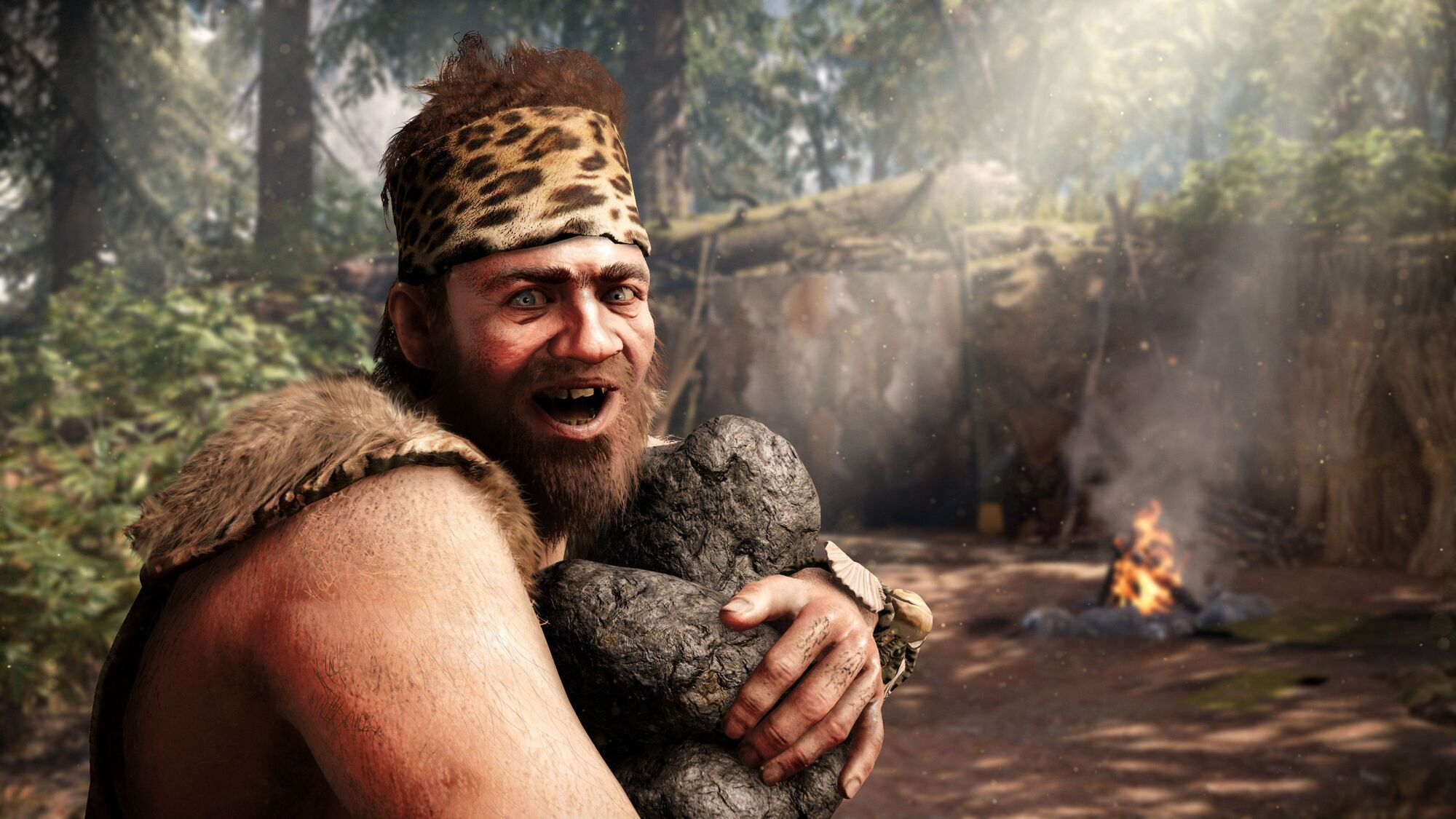 how to get more weapons in far cry primal