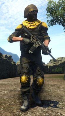 Privateer Defender Elite