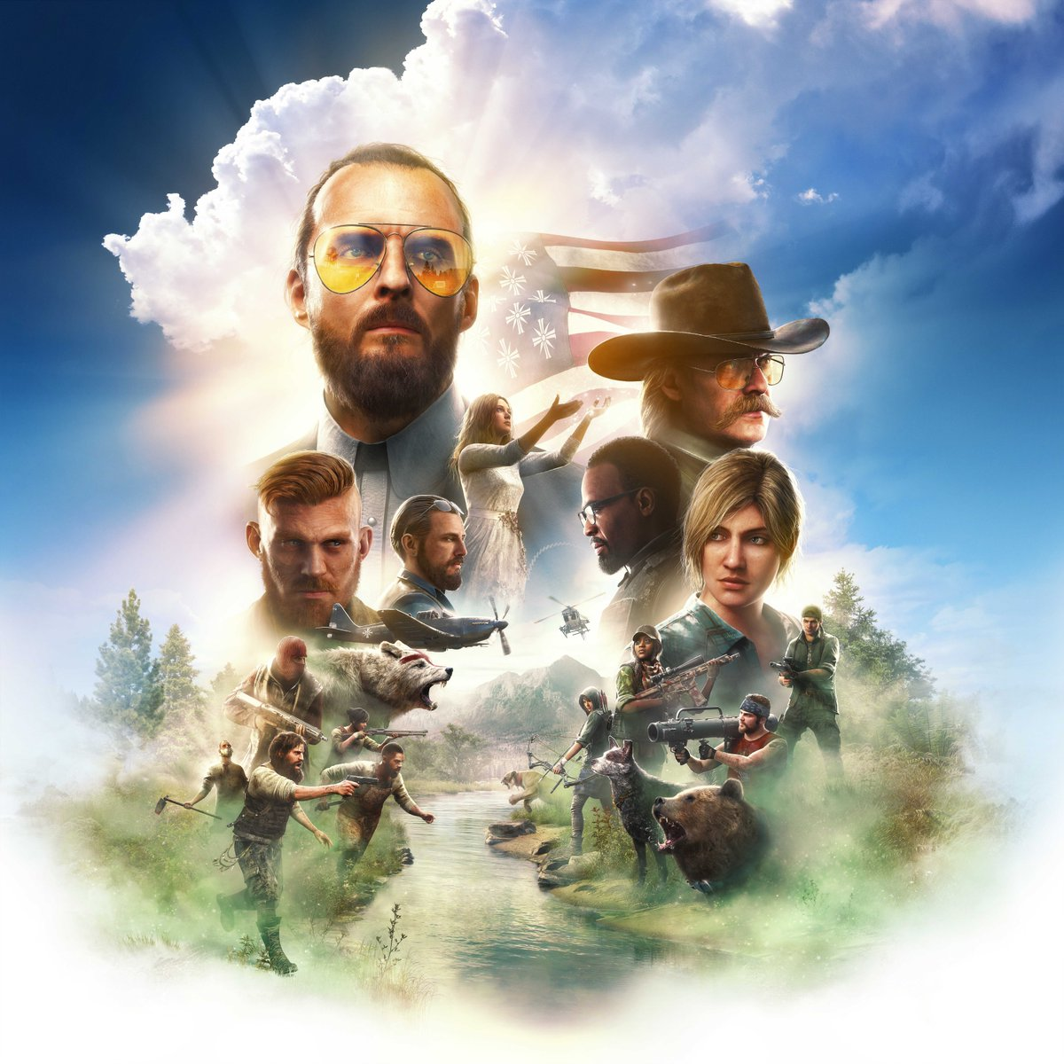 far cry 6 poster art