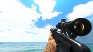 FC3 SVD First-Person View