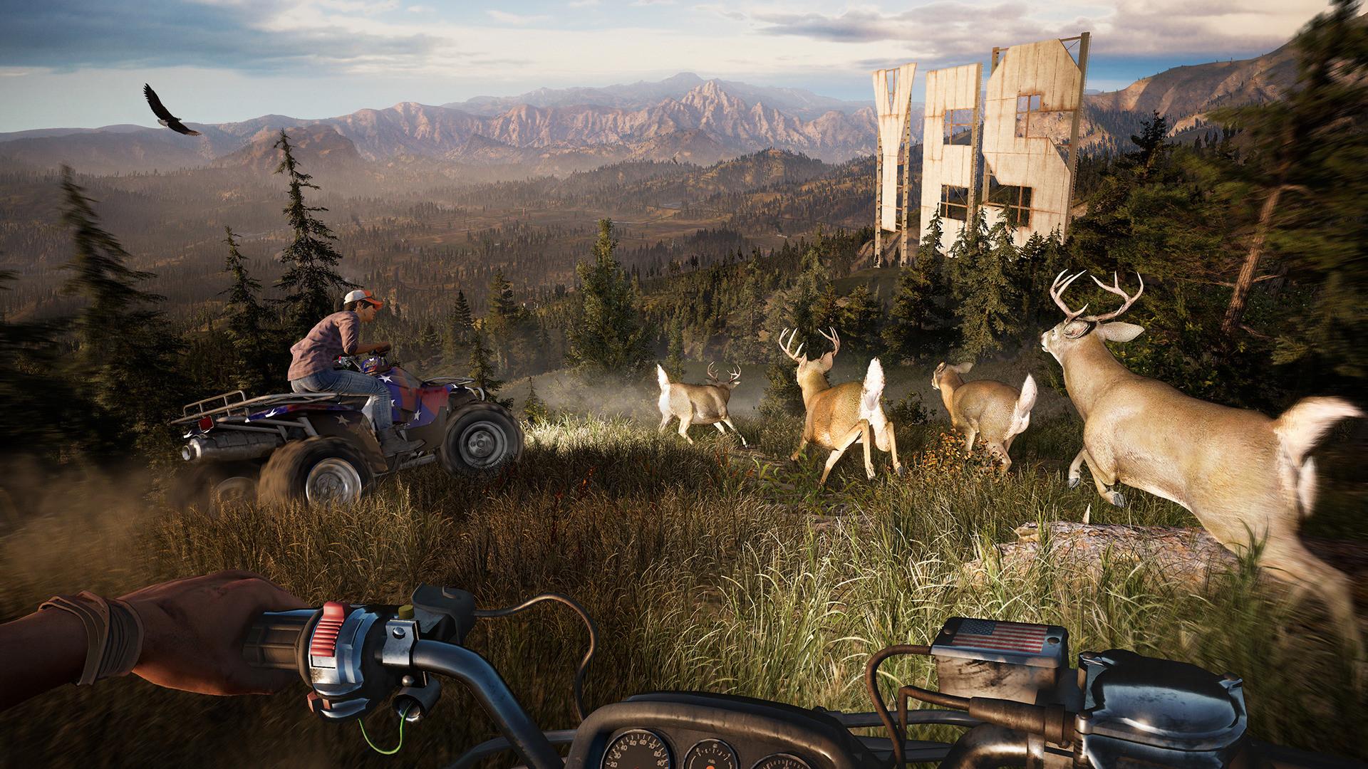 Far Cry 5 Far Cry Wiki Fandom