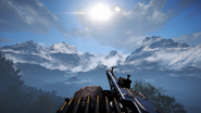 FC4 MG42 First-Person View