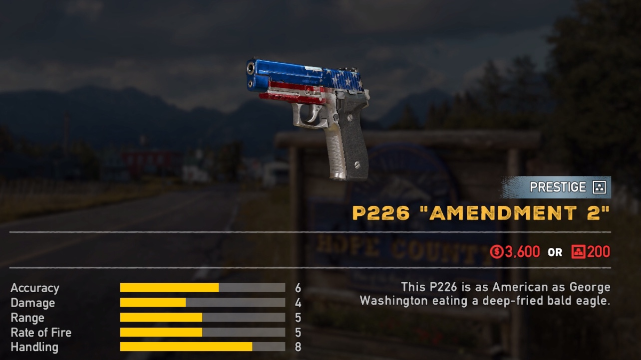 P226 Far Cry Wiki Fandom