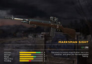 Fc5 weapon ms16 scopes marksman