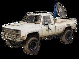 Cult Pickup (Far Cry 5)