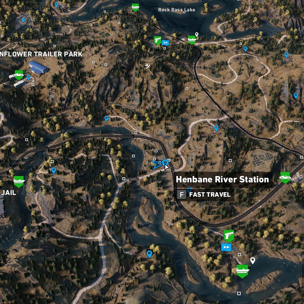 Henbane River Station Far Cry Wiki Fandom
