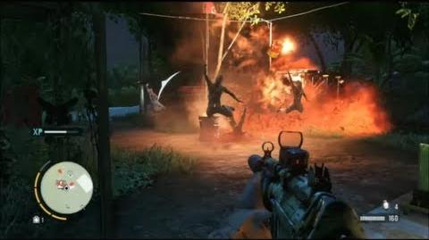 All Takedown Kills from Far Cry 3