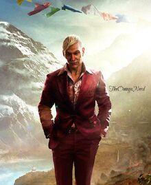 Far cry 4 pagan min by theomeganerd-d887h0w