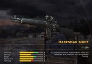 Fc5 weapon ms16tr scopes marksman