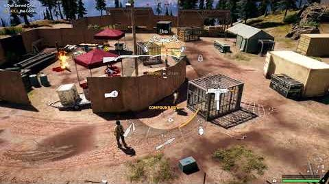 Far Cry 5 - The Cook (gameplay)