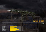 Fc5 weapon arc skin camosheep