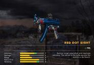 Fc5 weapon mp5kamerican scopes reddot