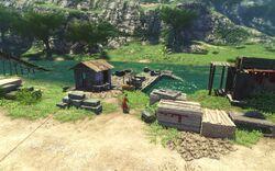 FC3 Лагерь лесорубов 9