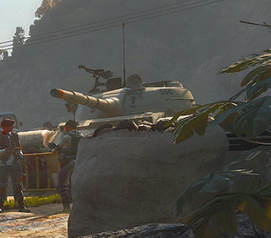Tank in FC6