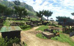 FC3 Лагерь лесорубов 6