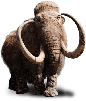 Far cry primal mammoth