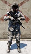 Guard Snow Assaulter Mask